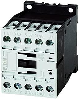 con Bornes Roscados EATON DILA-40 24VDC 4NA Contactor Auxiliar 24V DC