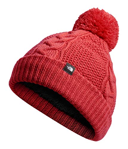 The North Face Youth Cable Minna Beanie - rosso - taglia unica