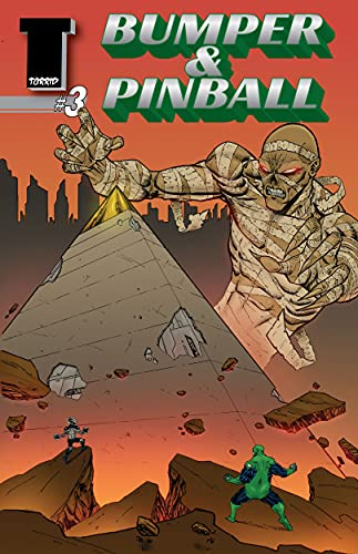 Bumper & Pinball issue 3: Two Coins To Continue (English Edition)