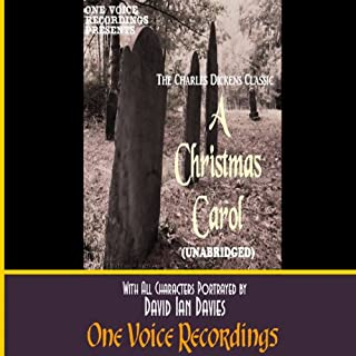 A Christmas Carol [One Voice Recordings Edition] cover art