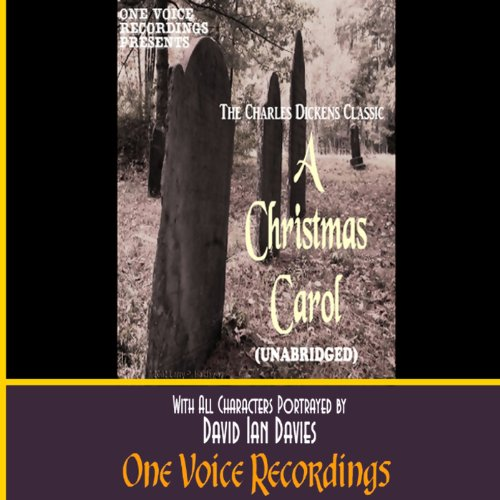 A Christmas Carol [One Voice Recordings Edition] audiobook cover art