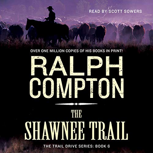The Shawnee Trail  By  cover art