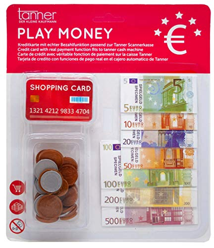 Christian Tanner 0205.8 Euro Spielgeldkarte