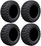 Full set of Arisun X-Trail AT06 23x10.5-12 (6ply) Golf Cart Tires (4)