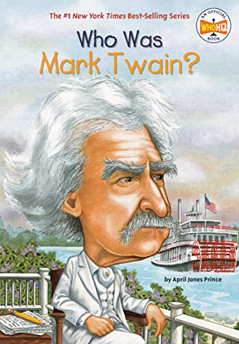 Who Was Mark Twain? (Who Was?)の詳細を見る