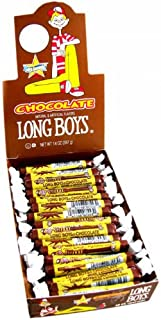 chocolate long boys