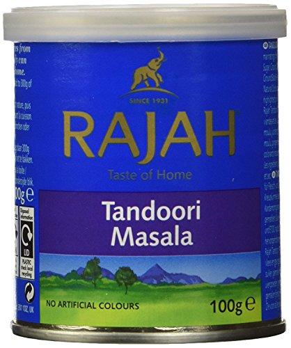 Rajah Tandoori Masala (Spice Mix) 100g
