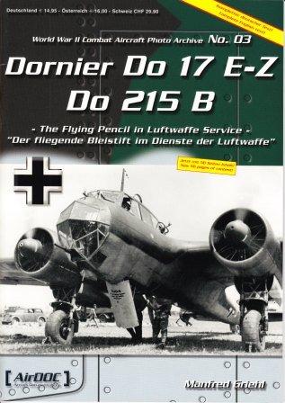 AirDoc ADC003 - Dornier Do-17E-Z und Do-215B - Der