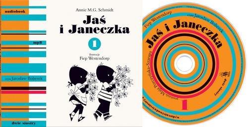 Jaś i Janeczka 1 (książka audio)