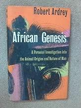 African Genesis by Robert Ardrey