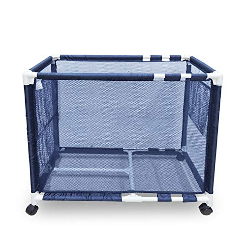 Palos Designs Extendable Pool Toy Storage Bin - Extends from 215 W to 30 W - Can Be Used for Toy Storage in Childs Playroom