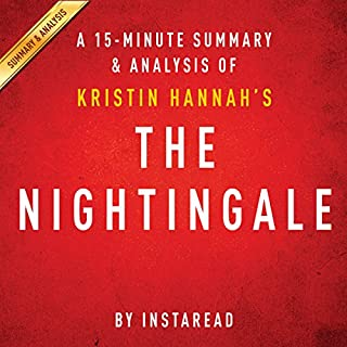 The Nightingale: by Kristin Hannah | A 15-minute Summary & Analysis cover art