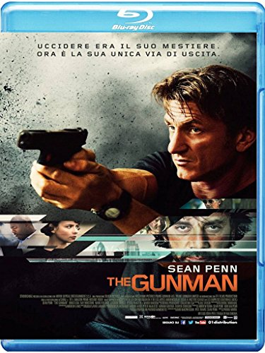 The gunman [Italia] [Blu-ray]