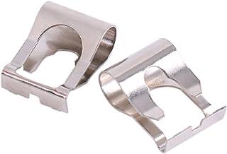 2 pcs Windscreen Wiper Linkage Clip, Keenso Windscreen Wiper Motor Linkage Rods Arms Link Repair Clip Kit