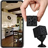 SUWOZYAN Mini WiFi Camera 1080P HD Night Vision Motion Detection Surveillance Portable Nanny Cameras Security Sports Camera Small Wireless Cam L6_02