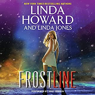 Frost Line audiobook cover art