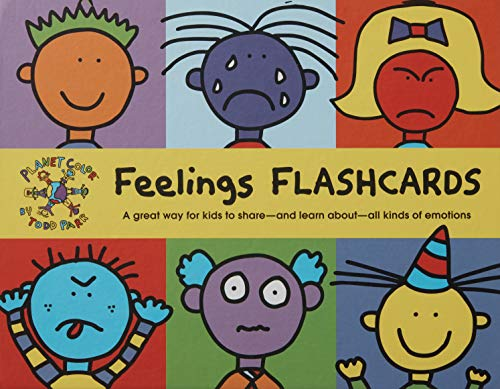 Feelings Flash Cards by Chronicle Books