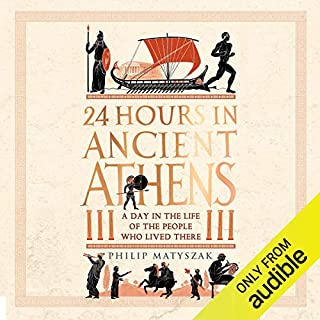 24 Hours in Ancient Athens cover art