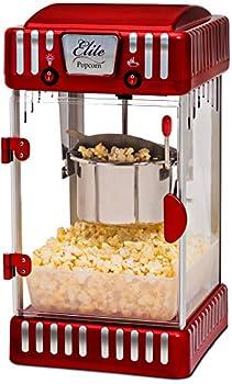 Maxi-Matic EPM-250 Tabletop Kettle Popcorn Popper Machine