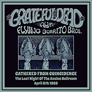 Gathered From Coincidence: The Last Night Of The Avalon Ballroom April 6th 1969 (3CD)