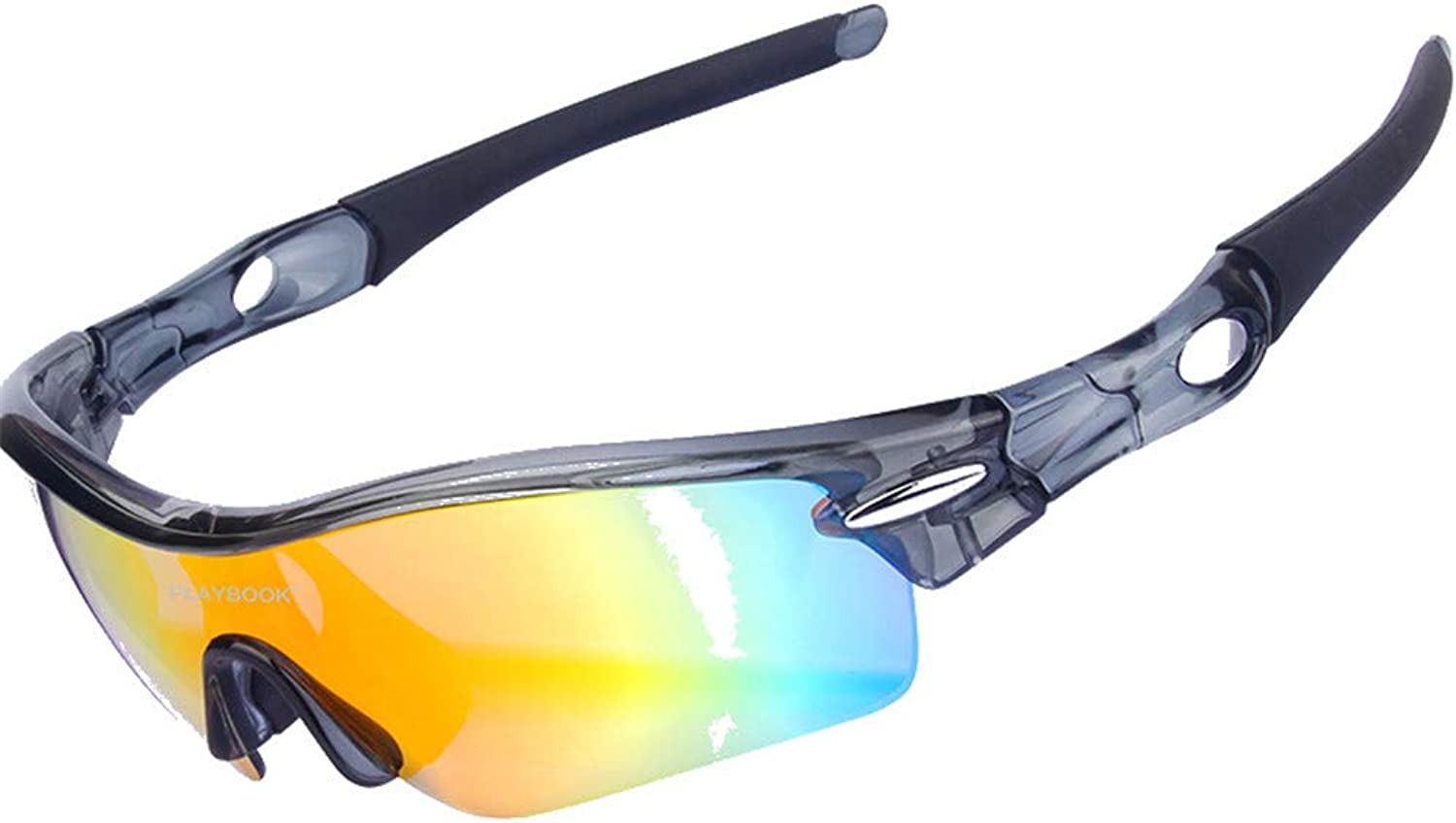 Cycling Glasses Men's Female Sports Sunglasses Predected Riding Glasses for Cycling, Baseball, Fishing, Ski Running, Sports Sunglasses Predection Cycling Sports Sunglasses