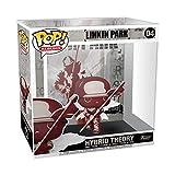 Funko- Pop Albums Linkin Park Hybrid Theory Juguete Coleccionable, Multicolor (52965)
