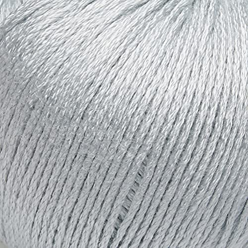 ggh Bambu - 013 - Grigio chiaro - Lana per maglieria e uncinetto