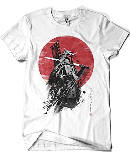 Camisetas La Colmena 1974 - Parodia Mandalorian Samurai (DDjvigo)