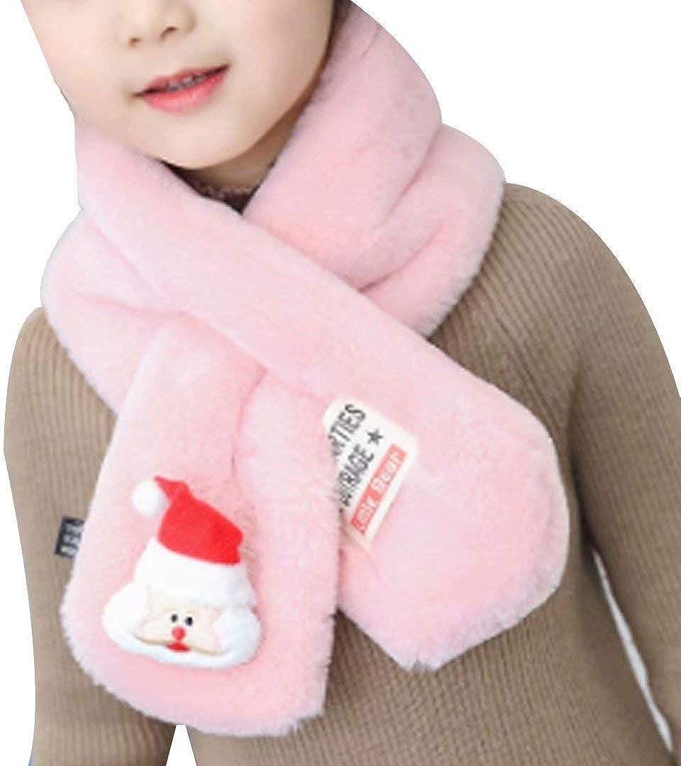 Fashion stylish Cozy Soft L-GirlsToddler Baby Girls Boys Jersey Infinity scarf
