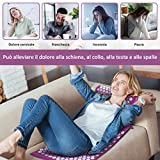 Zoom IMG-1 ombar set tappetino agopressione include