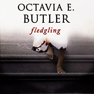 Fledgling audiobook cover art