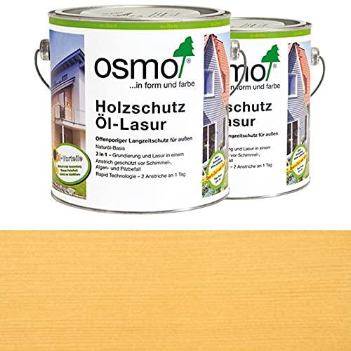 Osmo Holzschutz Öl-Lasur Pinie 0,75 l - 12100097