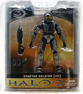 Halo 3 Mcfarlane Toys Series 1 Exclusive Action Figure STEEL Close Quarter Battle (CQB) Spartan