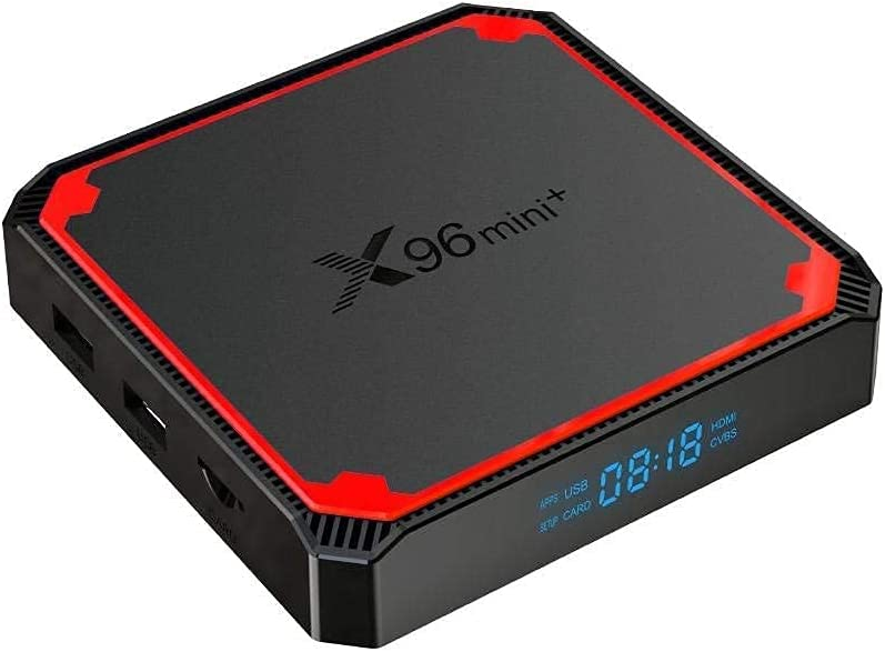 The New X96 Mini Plus S905W4 Android9.0 2G/16G and Dual Band Wi-Fi 2.4G/5G Smart Android Box
