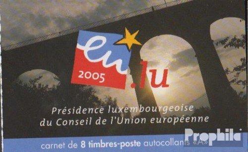 Lussemburgo 1659-1662MH (completa.Problema.) Opuscoli 2005 Sedia Unione Europea (Francobolli per i collezionisti)