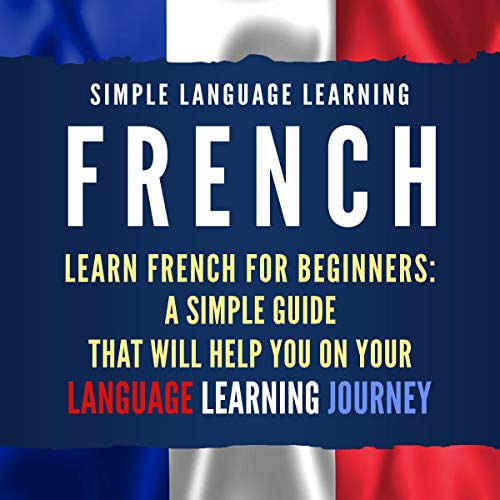French: Learn French for Beginners cover art