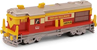 Centy Toys Locomotive Pull Back Engine (Assorted Color)