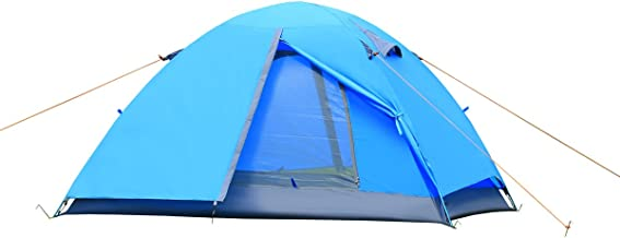 Techcell 2 Person Tent Camping Tent Double Layer...