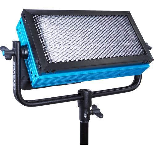 Dracast Honeycomb Gitter für LED 500 Pro/Plus/Studio - Wabengitter - Professionelles Foto & Video Licht - Filmbeleuchtung - Studiolicht - LED Beleuchtung Dauerlicht