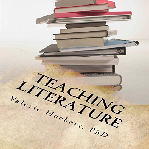 Teaching Literature audiobook cover art