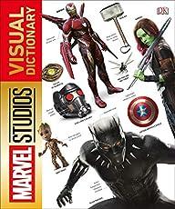 Image of Marvel Studios Visual. Brand catalog list of DK Publishing.