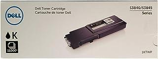 خرطوشة حبر سوداء عالية الإنتاجية من ديل 1KTWP لطابعات الليزر S3840cdn ، S3845cdn