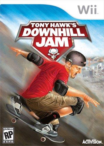 Wii - Tony Hawk's Downhill Jam