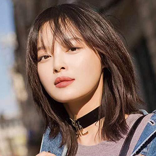 Jingbo Xin Zhi Lei Con La Misma Peluca Pelo Corto