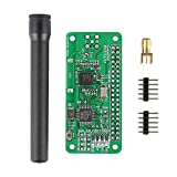 gfjfghfjfh UHF VHF UV MMDVM Hotspot Support P25 DMR YSF 32bit Arm Processor for Raspberry Pi Zero 3B Board Refined Module
