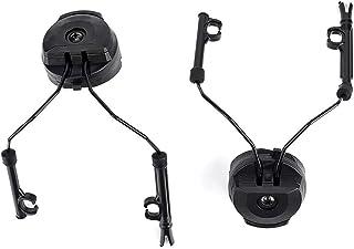 3PS ARCタクティカルヘルメットマウント タクティカル ヘルメットレールアダプターセット Comta I&II用