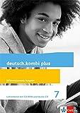 deutsch.kombi plus 7. Differenzierende Allgemeine Ausgabe: Lehrerband mit CD-ROM und Audio-CD Klasse 7 (deutsch.kombi plus. Differenzierende Ausgabe ab 2015)