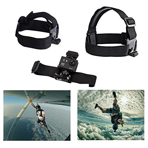 EDOSE Accessories Kit for AKASO EK5000 EK7000 4K WiFi Action Camera Gopro Hero 8 7 6 5/Session 5/Hero 4/3+/3/2/1 Crosstour/ Victure/ Campark Action Cameras