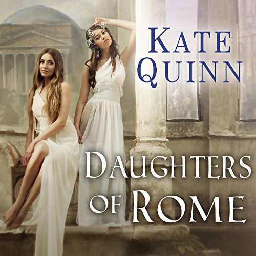 Daughters of Rome audiobook cover art