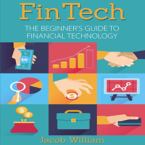 FinTech audiobook cover art